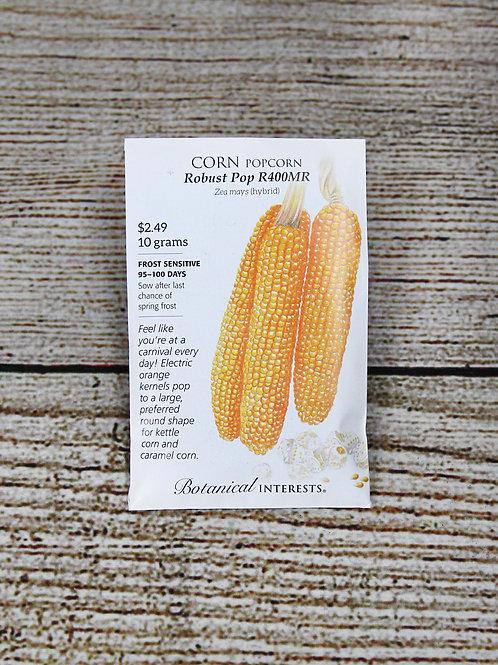 Corn, Popcorn (Robust Pop R400MR)