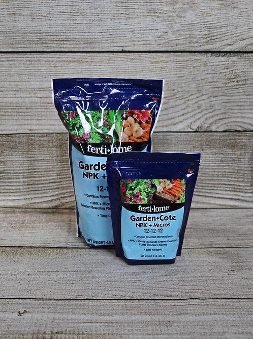 Garden Cote NPK + Micros
