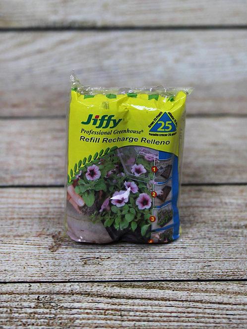 Jiffy 25 Pellet Refill