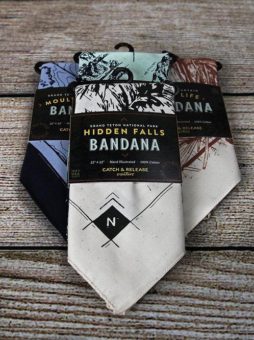 Catch & Release Bandana