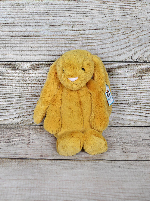 JELLYCAT Medium Bashful Saffron Bunny