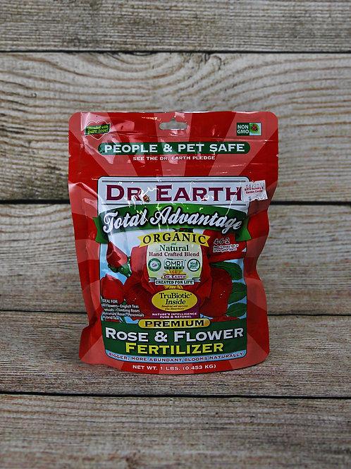 Dr. Earth Organic Rose & Flower Fertilizer