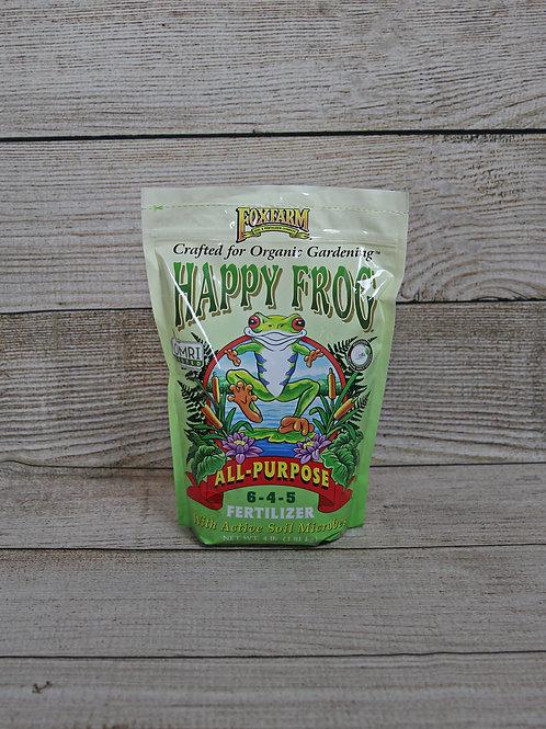 Happy Frog All-Purpose Fertilizer