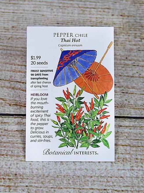 Pepper Chile - Thai Hot Seeds