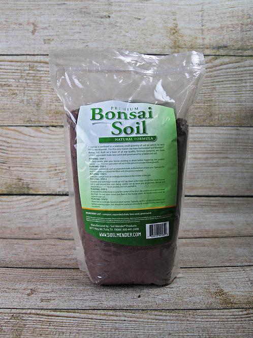 Premium Bonsai Soil Natural Formula