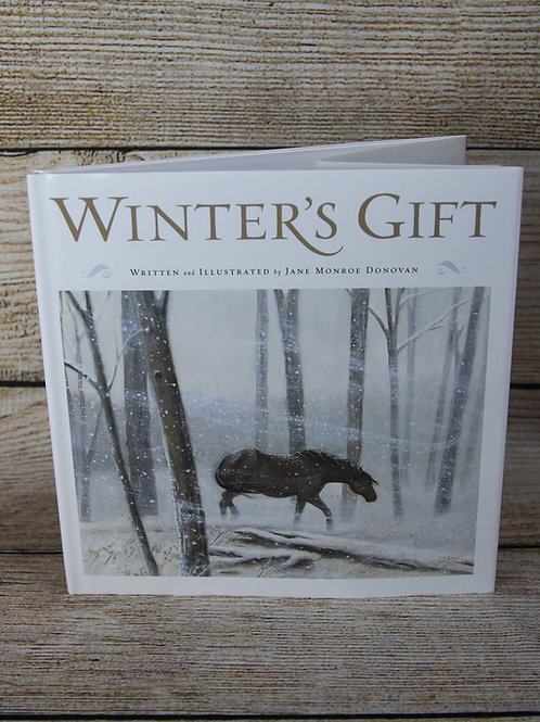 Winter's Gift Hardcover Book