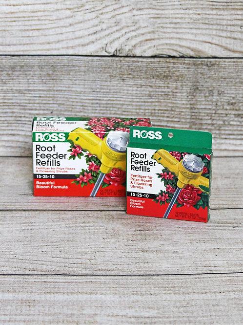 Root Feeder Refills - Prize Roses & Flowering Shrubs