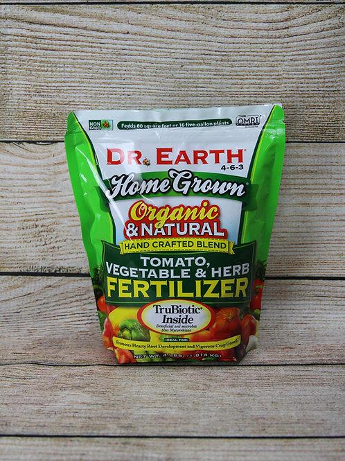 Dr. Earth Organic Tomato Fertilizer