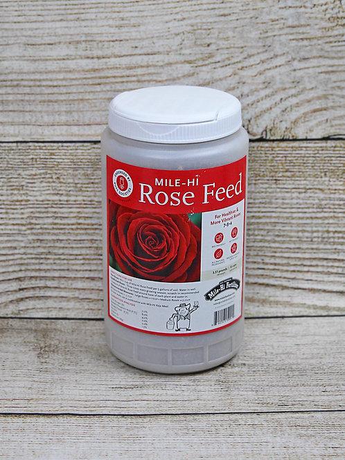Mile-Hi Rose Feed