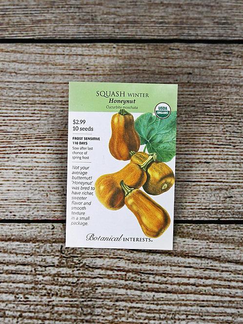 Organic Winter Squash - Honeynut