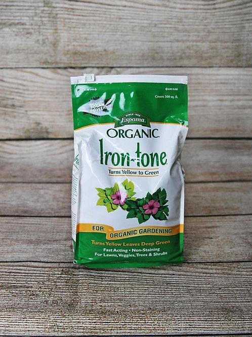 Espoma Iron-Tone Organic Fertilizer