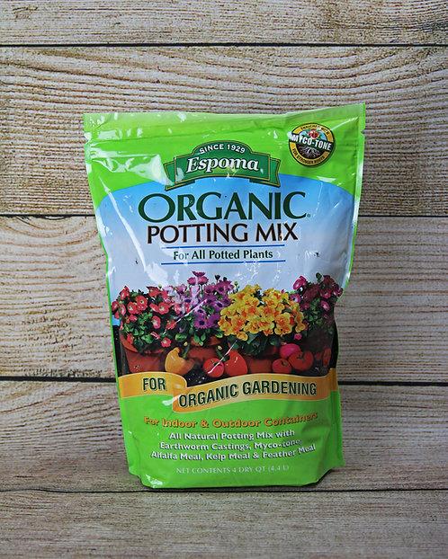 Espoma Organic Potting Mix