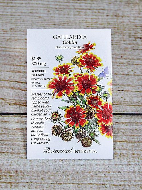 Gaillardia Goblin Seeds
