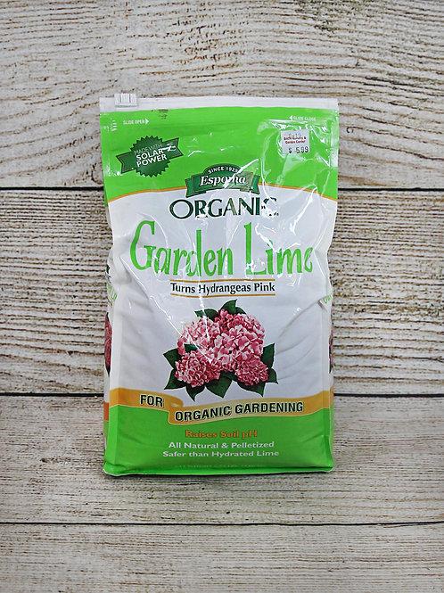 Espoma Organic Garden Lime Soil Acidifier
