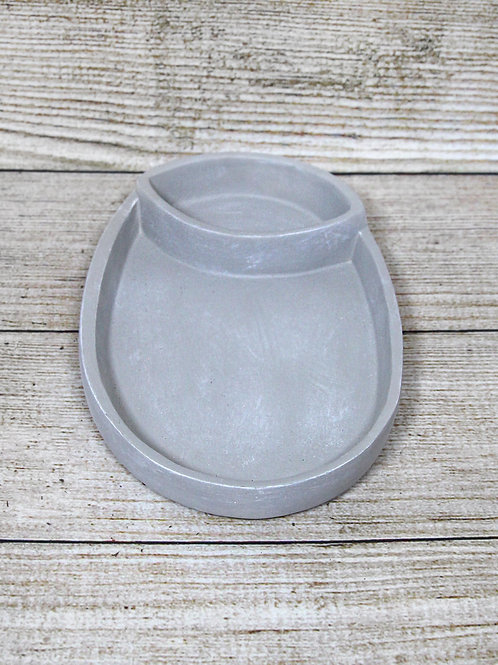 Oval Zen Plate