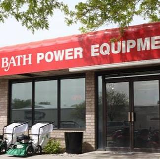 Bath Power Equipment IS CLOSED
