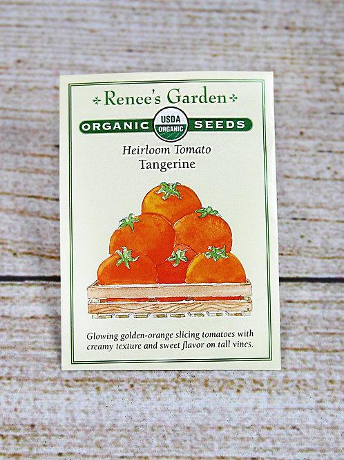 Heirloom Tomato - Tangerine Seeds