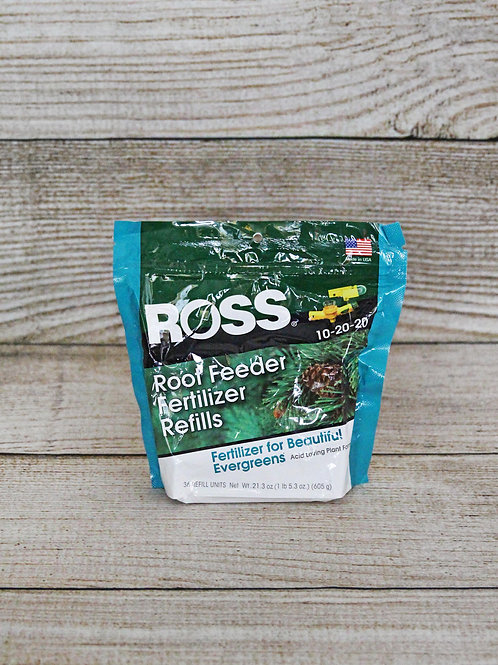 Root Feeder Refills - Beautiful Evergreens