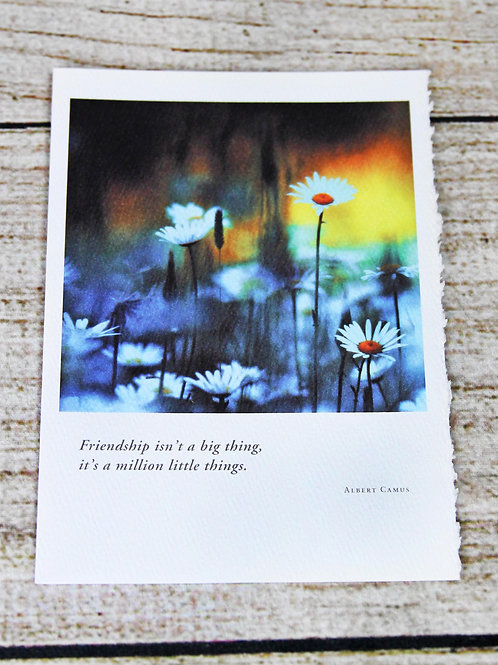 Artists to Watch Greeting Card