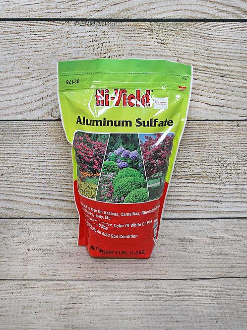 Hi-Yield Aluminum Sulfate