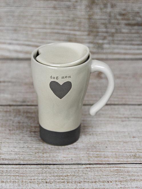 The Warm Heart Travel Mug