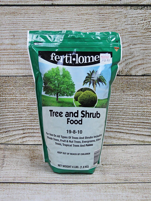 Fertilome Tree & Shrub Food