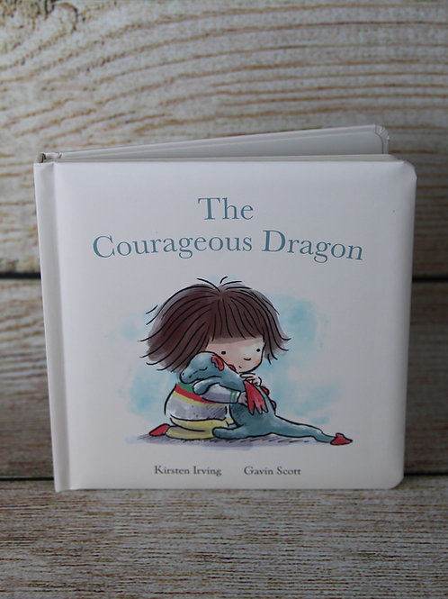 The Courageous Dragon Softcover Book