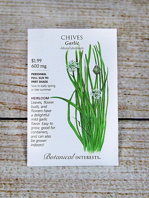 Chives (Garlic)
