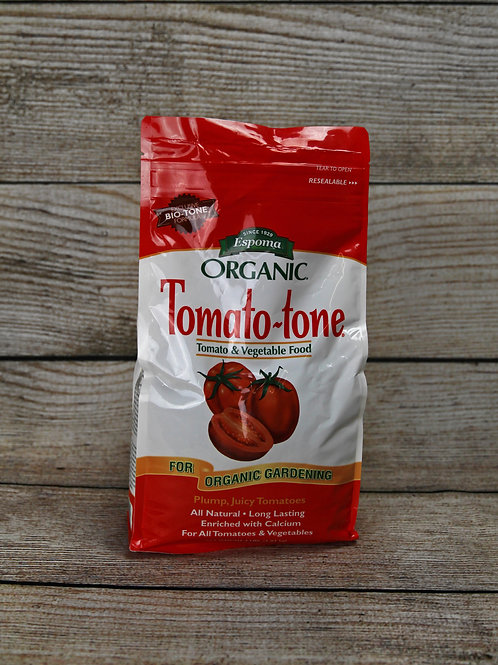 Tomato-Tone Espoma Organic Fertilizer
