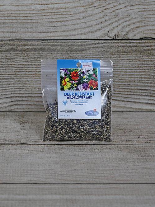 Deer Resistant Wildflower Mix