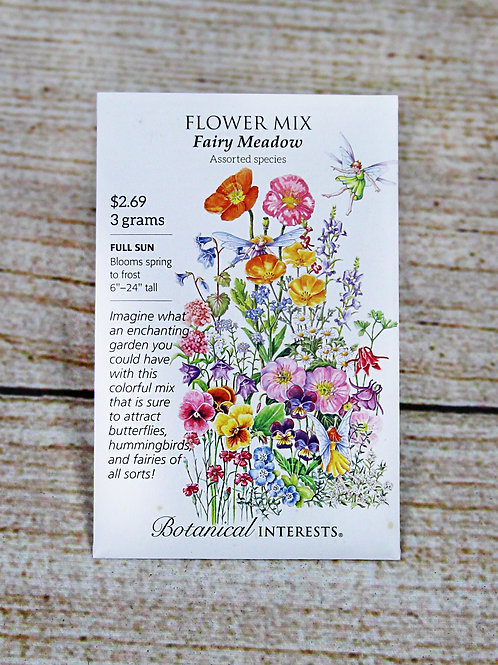 Flower Mix - Fairy Meadow Seeds