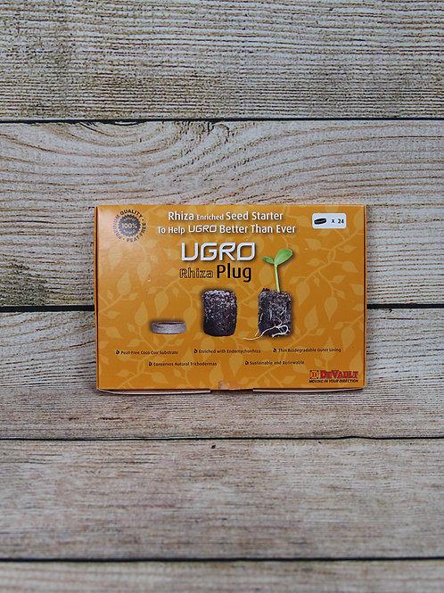 UGRO 24 Rhiza Plugs