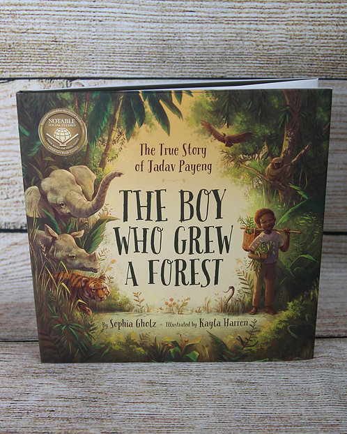 The True Story of Jadav Payeng - The Boy Who Grew A Forest