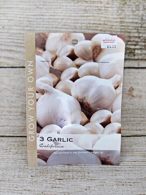 Garlic - California