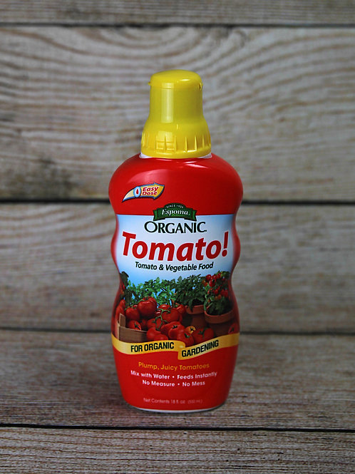 Tomato! Organic Liquid Fertilizer