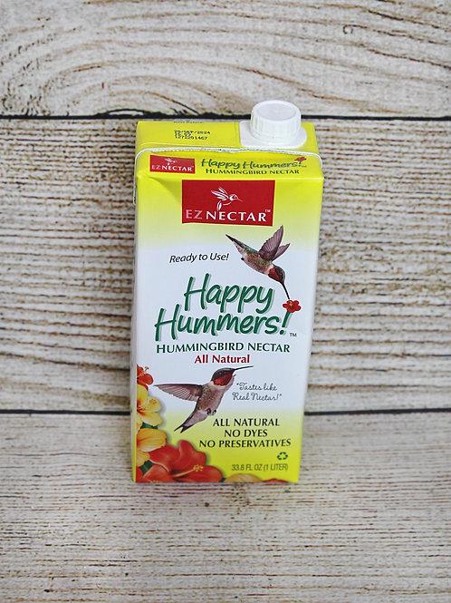 Happy Hummers Hummingbird Nectar