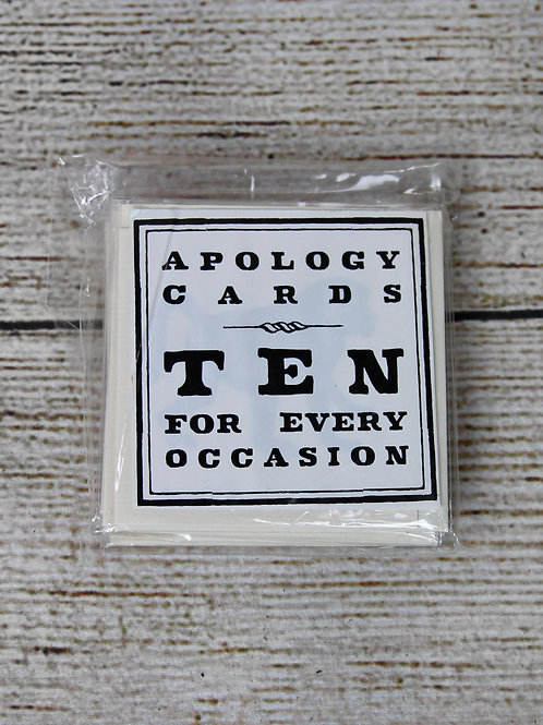 10 Apology Cards For Every Occassion