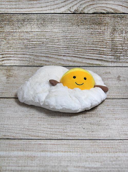 JELLYCAT Amusable Fried Egg