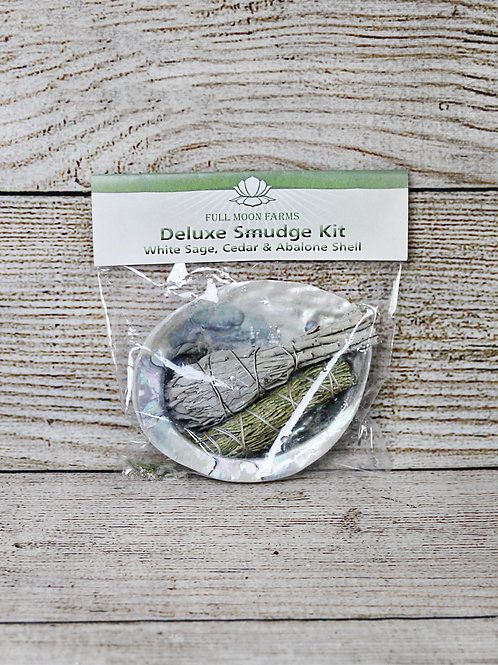 Deluxe Smudge Kit