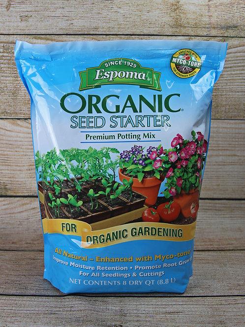 Espoma Organic Seed Starter Potting Mix