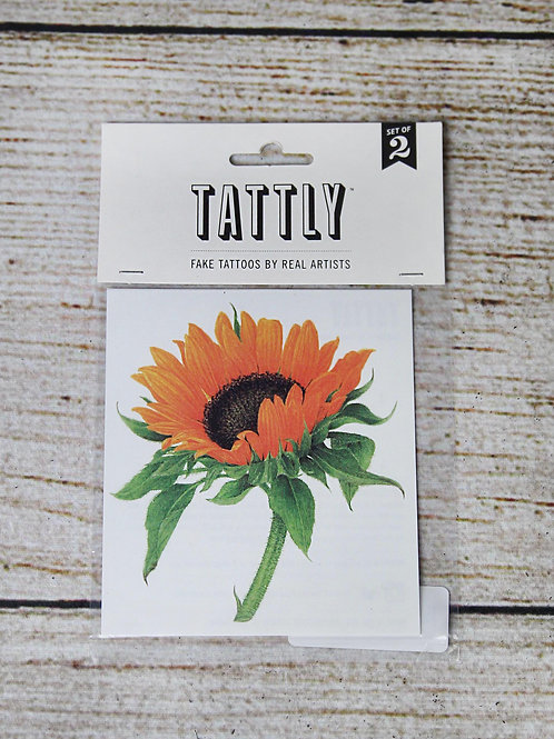 Tattly Plant Temporary Tattoos