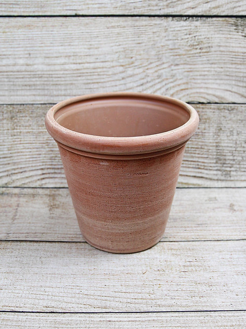 """10"""" Etrusco Terra Cotta Pot"""
