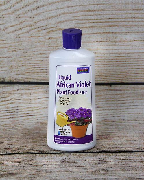 Liquid African Violet Food