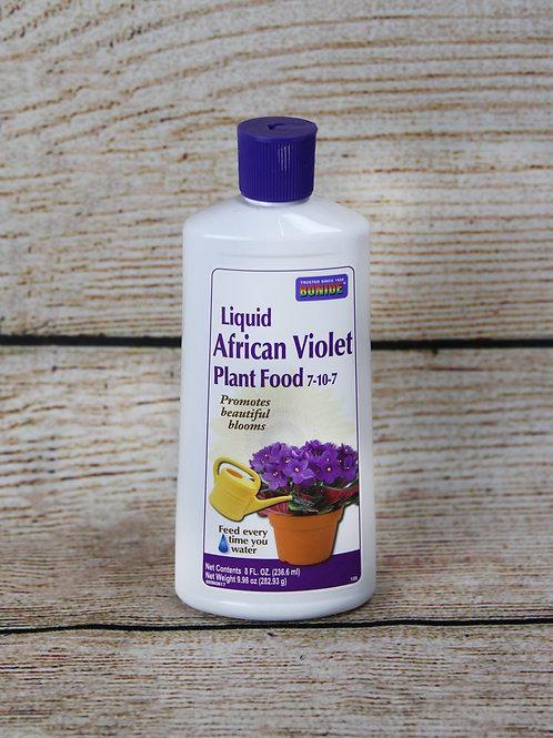 Bonide Liquid African Violet Food