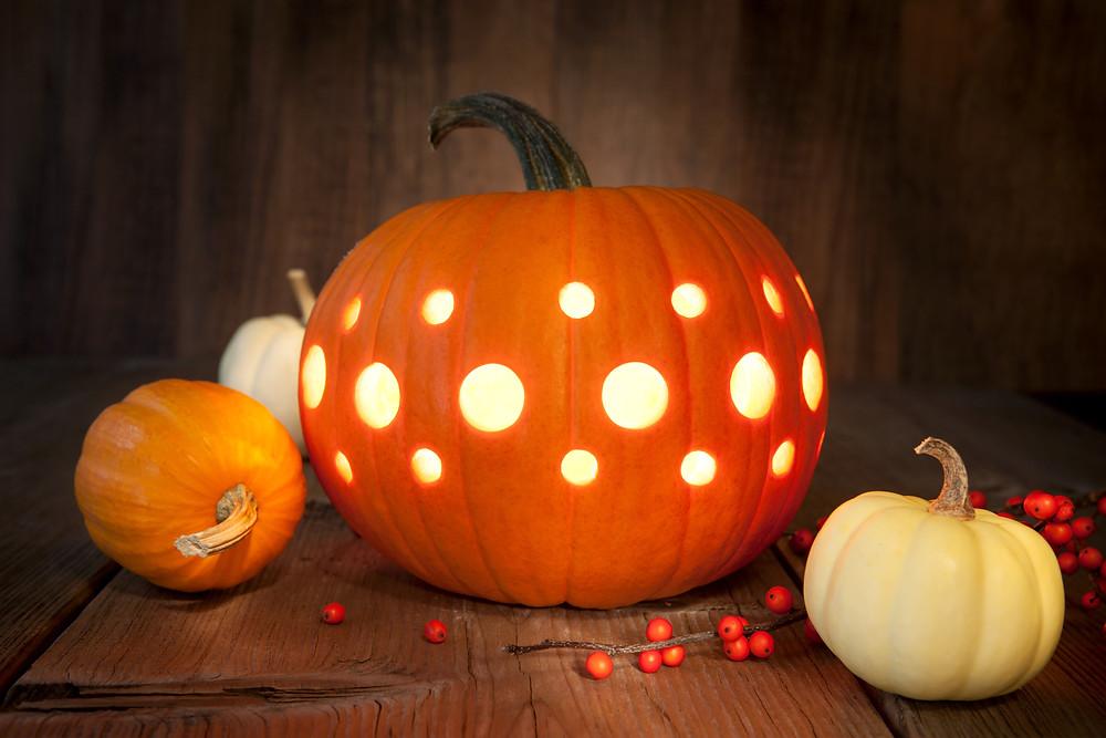 Carve pumpkins