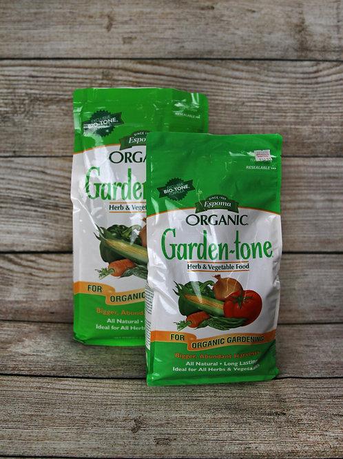 Garden-Tone Espoma Organic Fertilizer