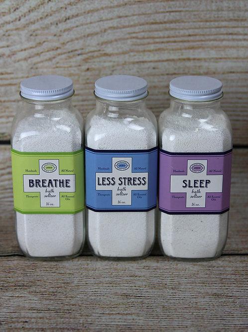 All Natural Bath Seltzer