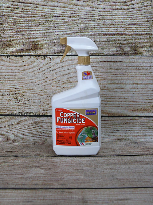 Bonide Organic Copper Fungicide