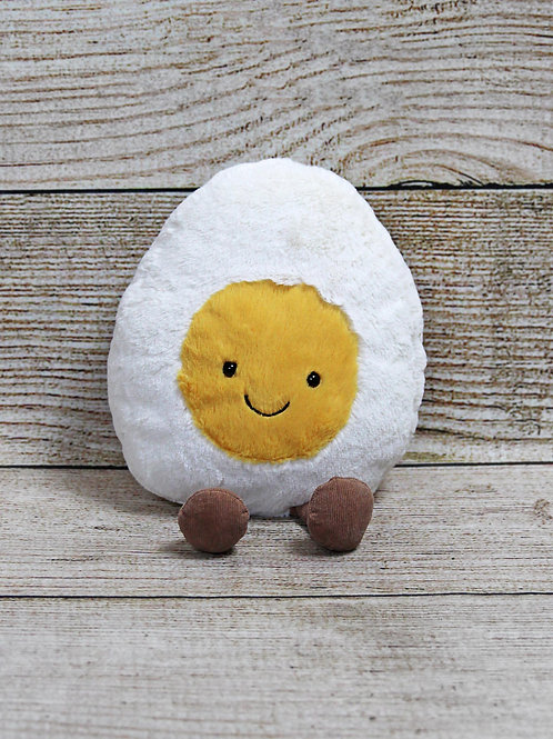 JELLYCAT Large Amusable Happy Boiled Egg