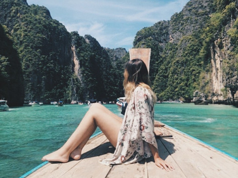 Parte III: Railay Beach, Koh Phi Phi Lee, Koh Poda, Koh Mai Phai... , Tailandia